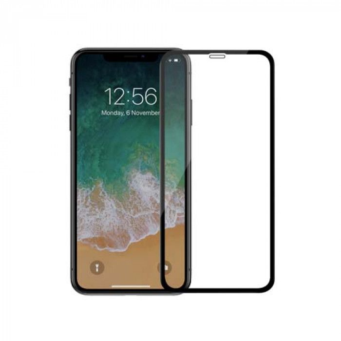 Nillkin 3D CP+MAX Full Covering Tempered Glass Screen Protector Film For iPhone XS Max