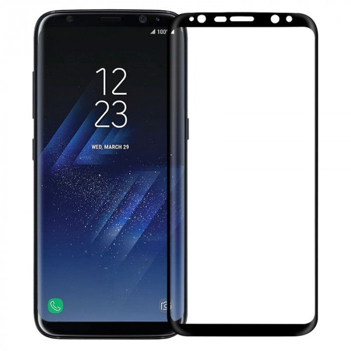 Nillkin 3D CP+MAX Full Covering Tempered Glass Screen Protector Film For Samsung Galaxy S8 Plus/S8