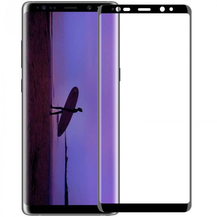 Nillkin 3D DS+MAX Tempered Glass Screen Protector Film For Samsung Galaxy Note 8