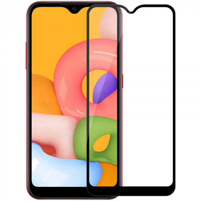 Nillkin CP+PRO Full Covering Anti-Explosion Tempered Glass Screen Protector Film For Samsung Galaxy A01