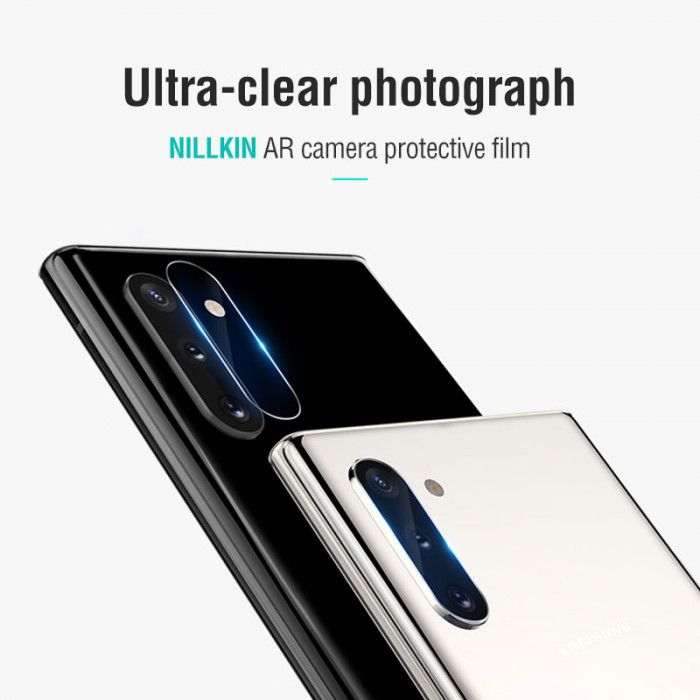 NILLKIN Ultra-clear Photograph AR Camera Protective Film For Samsung Galaxy Note 10+/Note 10+ 5G