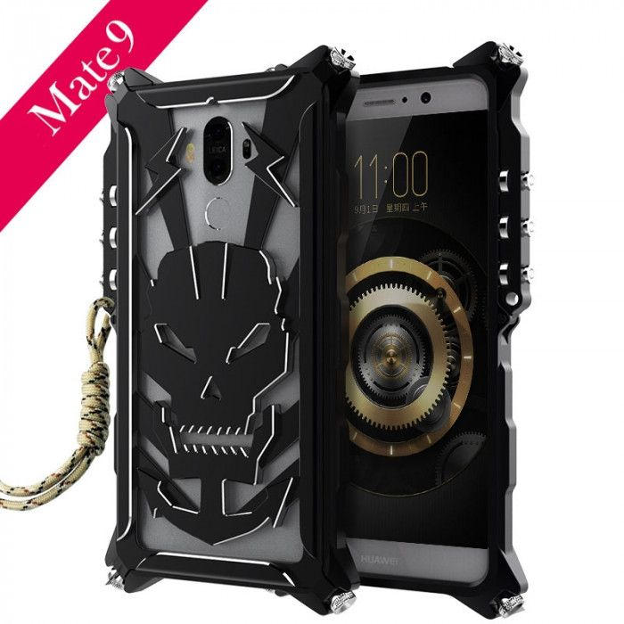 Simon Robot Arm Style Aluminum Alloy Metal Case Cover For Huawei Mate 9
