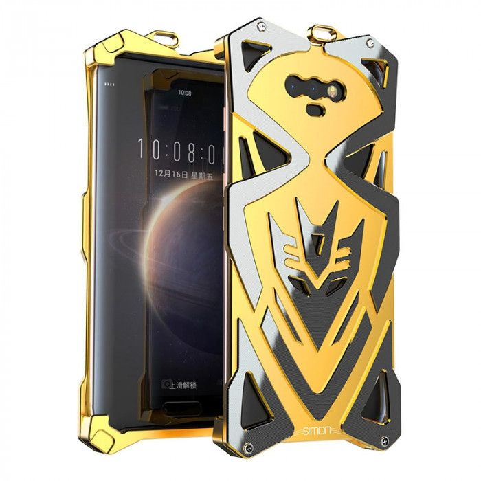 SIMON THOR 2 Aluminum Alloy Metal Frame Bumper Cover Case For Huawei Honor Magic