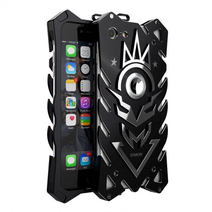 SIMON THOR 2 Upgraded Version Aluminum Alloy Metal Frame Bumper Cover Case For iPhone 6/7/8