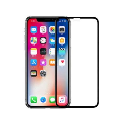 Nillkin 3D CP+MAX Full Covering Anti-Explosion Tempered Glass Screen Protector Film For iPhone X/XS