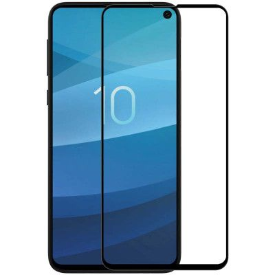 Nillkin 3D CP+MAX Full Covering Tempered Glass Screen Protector Film For Samsung Galaxy S10e