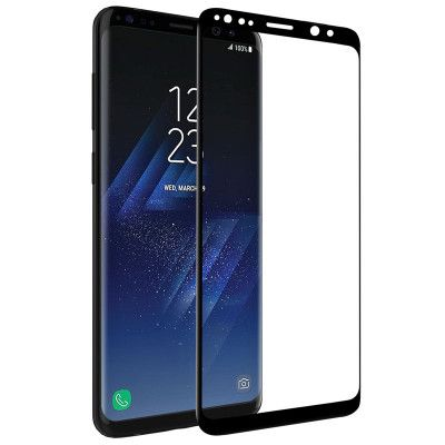 Nillkin 3D CP+MAX Full Covering Tempered Glass Screen Protector Film For Samsung Galaxy S9+