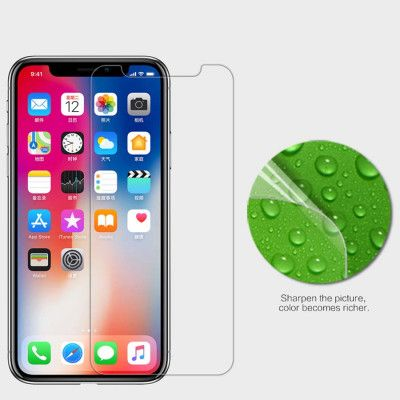 NILLKIN High Clear Anti-fingerprint Screen Protective Film For iPhone X/XS/iPhone 11 Pro