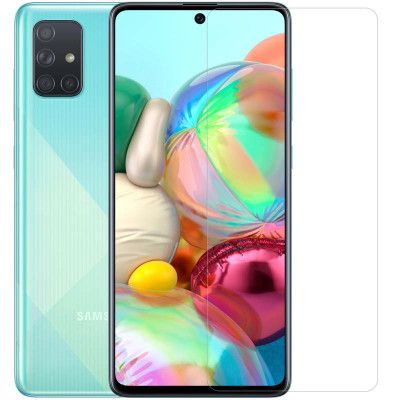 NILLKIN High Clear Anti-fingerprint Screen Protective Film For Samsung Galaxy A71