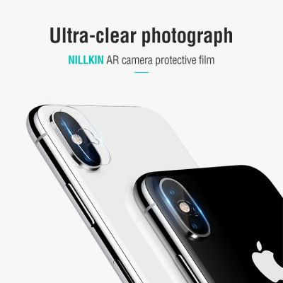 NILLKIN Ultra-clear Photograph AR Camera Protective Film For Apple iPhone XS Max/iPhone X/XS