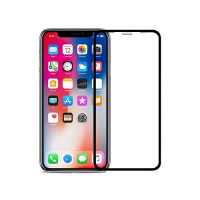 NILLKIN XD CP+MAX Full Covering Tempered Glass Screen Protector Film For iPhone XR