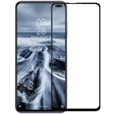 NILLKIN XD CP+MAX Full Covering Tempered Glass Screen Protector Film For Xiaomi Redmi K30/K30 5G