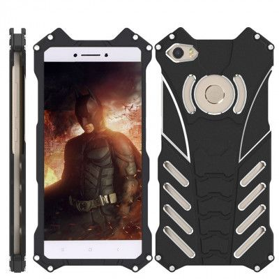 R-Just Shockproof Aluminum Alloy Metal Protective Case For Xiaomi Mi Max