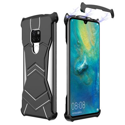 R-Just New Magnetic Panther Metal Cover Case For Huawei Mate 20