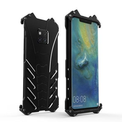 R-Just Shockproof Aluminum Alloy Metal Protective Case For Huawei Mate 20/20 Pro/20 X/20 X 5G