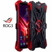 SIMON Upgraded Version Aluminum Alloy Metal Frame Bumper Cover Case For ASUS ROG Phone 3