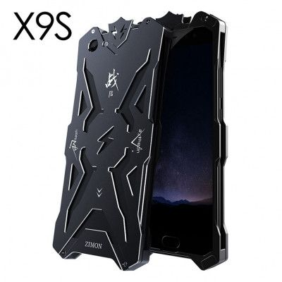 SIMON Mars Style Aluminum Alloy Frame Bumper Cover Case For VIVO X9S