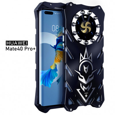 SIMON New Cool Aluminum Alloy Metal Frame Bumper Cover Case For HUAWEI Mate 40 Pro/Mate 40 Pro+/Mate 40