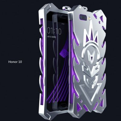 SIMON New Style Cool Aluminum Alloy Metal Frame Bumper Cover Case For Huawei Honor 10