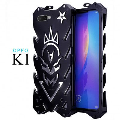 SIMON New Style Cool Aluminum Alloy Metal Frame Bumper Cover Case For OPPO K1