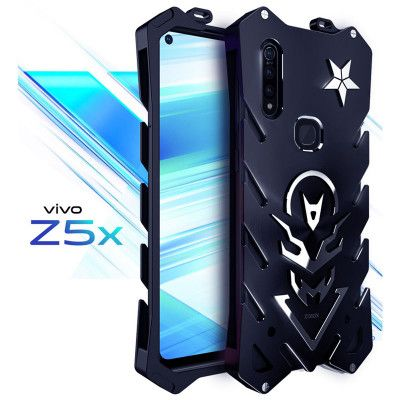 SIMON New Style Cool Aluminum Alloy Metal Frame Bumper Cover Case For ViVO Z5x