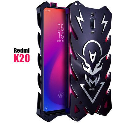 SIMON New Style Cool Aluminum Alloy Metal Frame Bumper Cover Case For Xiaomi Redmi K20 Pro/K20