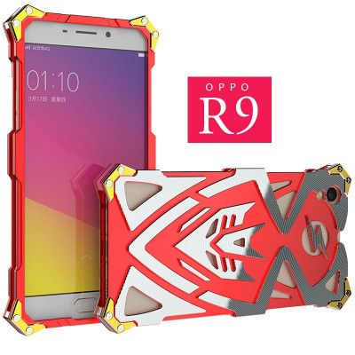 SIMON THOR 2 Aluminum Alloy Metal Frame Bumper Cover Case For OPPO R9