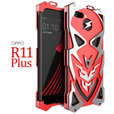 SIMON THOR 2S Aluminum Alloy Metal Frame Bumper Cover Case For OPPO R11 Plus