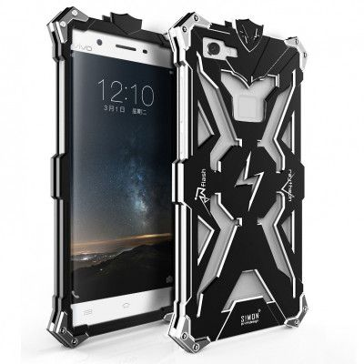 SIMON THOR Aluminum Alloy Metal Frame Bumper Cover Case For VIVO Xplay 5