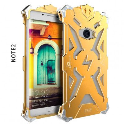 SIMON THOR Aluminum Alloy Metal Frame Bumper Cover Case For Xiaomi Mi Note 2