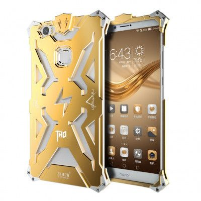 SIMON THOR Aviation Aluminum Alloy Shockproof Metal Case Cover For Huawei Honor Note 8