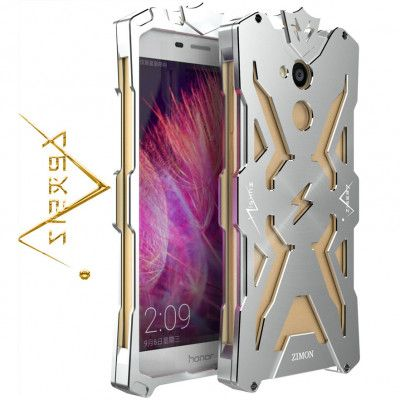 SIMON THOR Aviation Aluminum Alloy Shockproof Metal Case Cover For Huawei Honor V9 Play