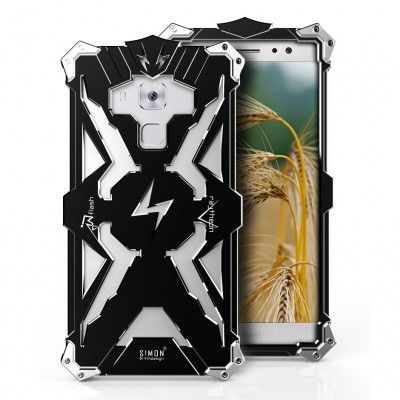 SIMON THOR Aviation Aluminum Alloy Shockproof Metal Case Cover For Huawei Maimang 5