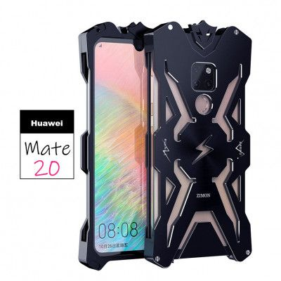 SIMON THOR Aviation Aluminum Alloy Shockproof Metal Case Cover For Huawei Mate 20/20 X/20 Pro
