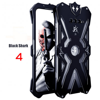 SIMON THOR Shockproof Metal Case Cover For XIAOMI Black Shark 4/4 Pro