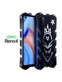 SIMON Aluminum Alloy Metal Frame Bumper Cover Case For OPPO Reno 4 Pro/Reno 4