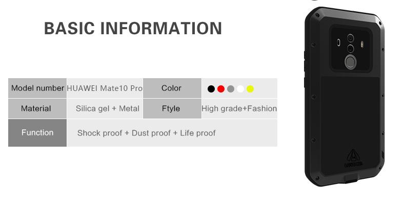 Huawei Mate 10 Pro case