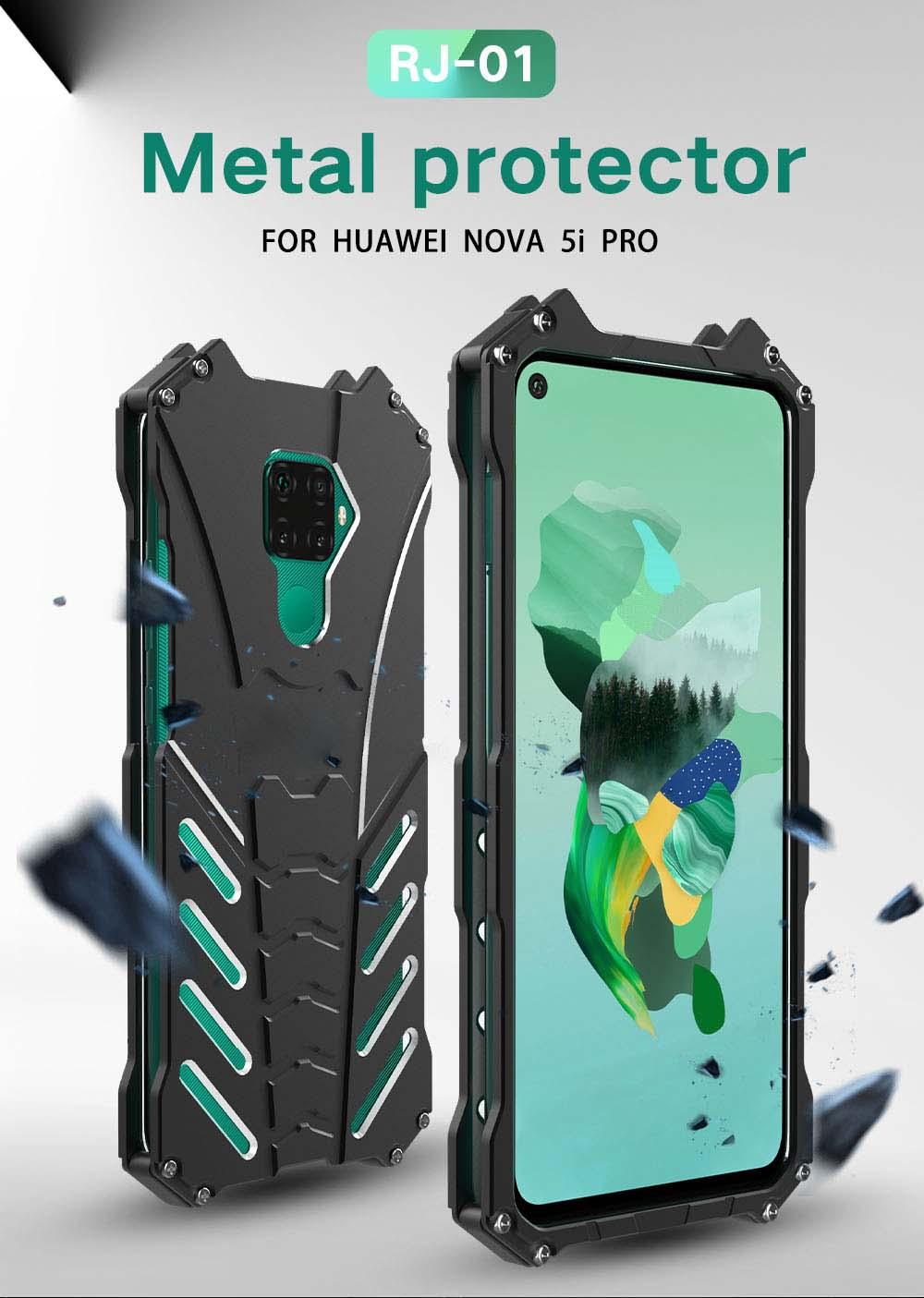 Huawei Nova 5i Pro case