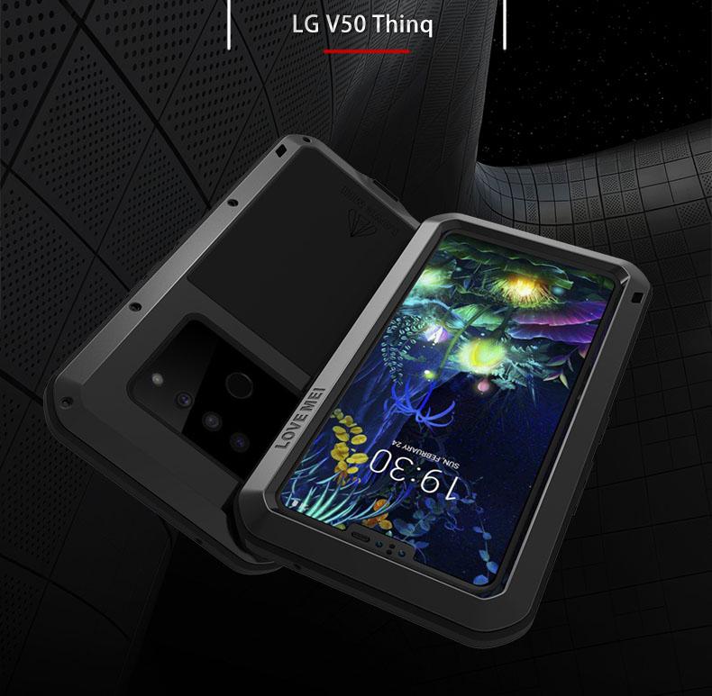 LG V50 ThinQ case