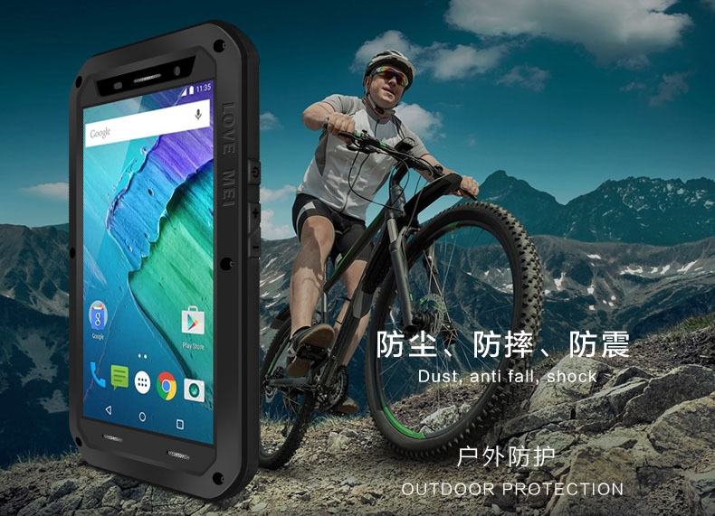 Motorola X Style case