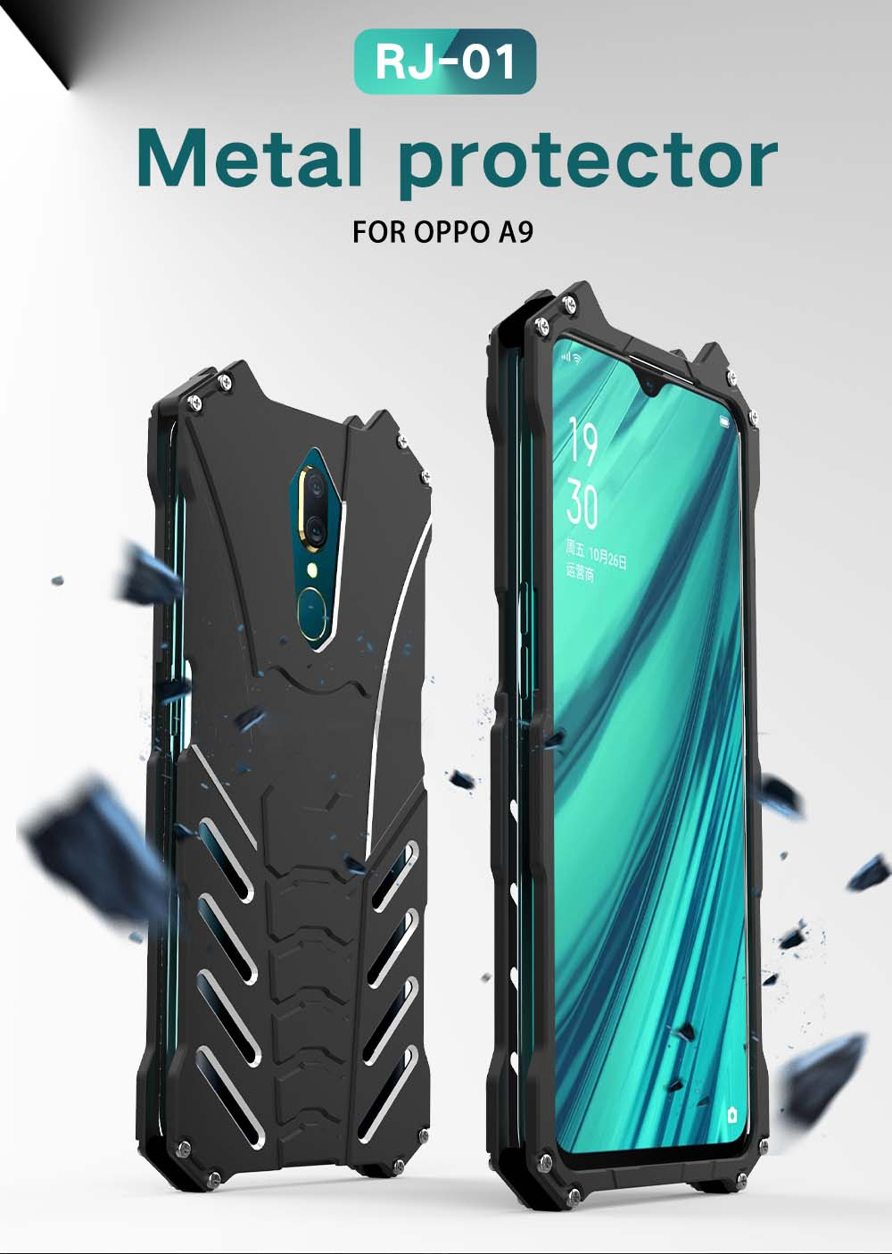 OPPO A9X case