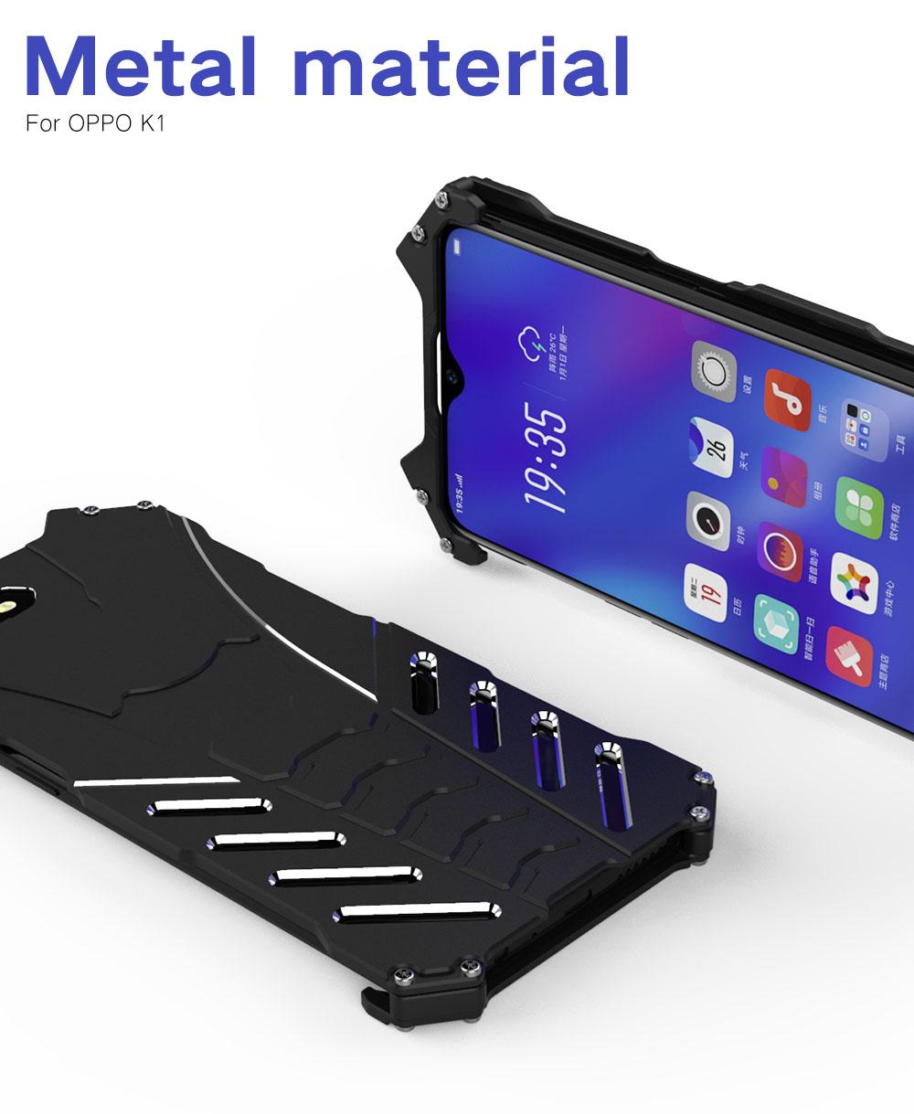 OPPO K1 case