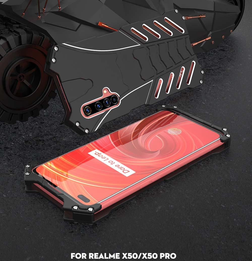 Realme X50 case