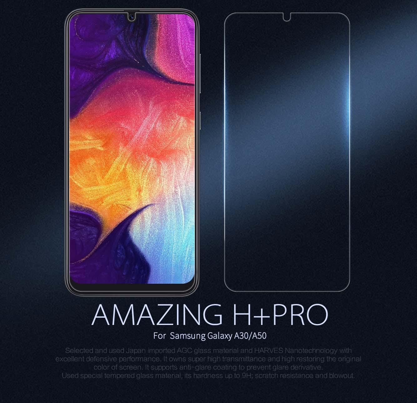 Samsung Galaxy A30 screen protector