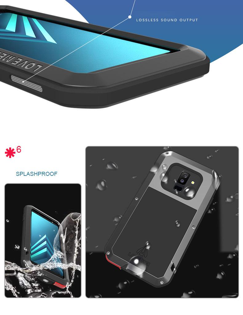 Samsung GALAXY A6/A6+(2018) case