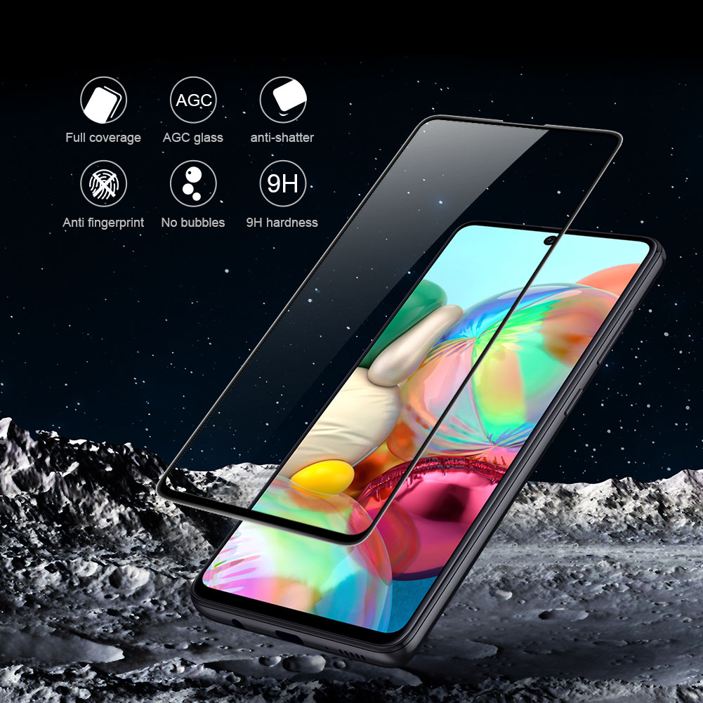 Samsung Galaxy A71 screen protector