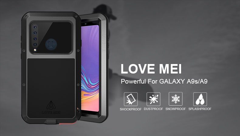 Samsung GALAXY A9s case