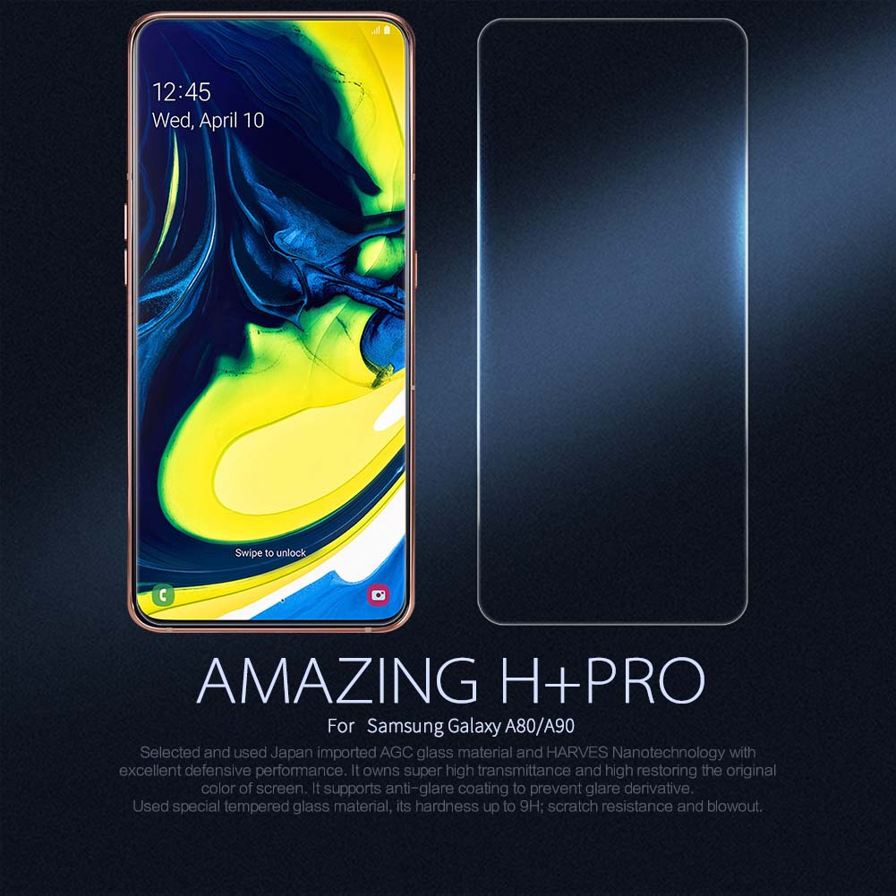 Samsung Galaxy A90 screen protector