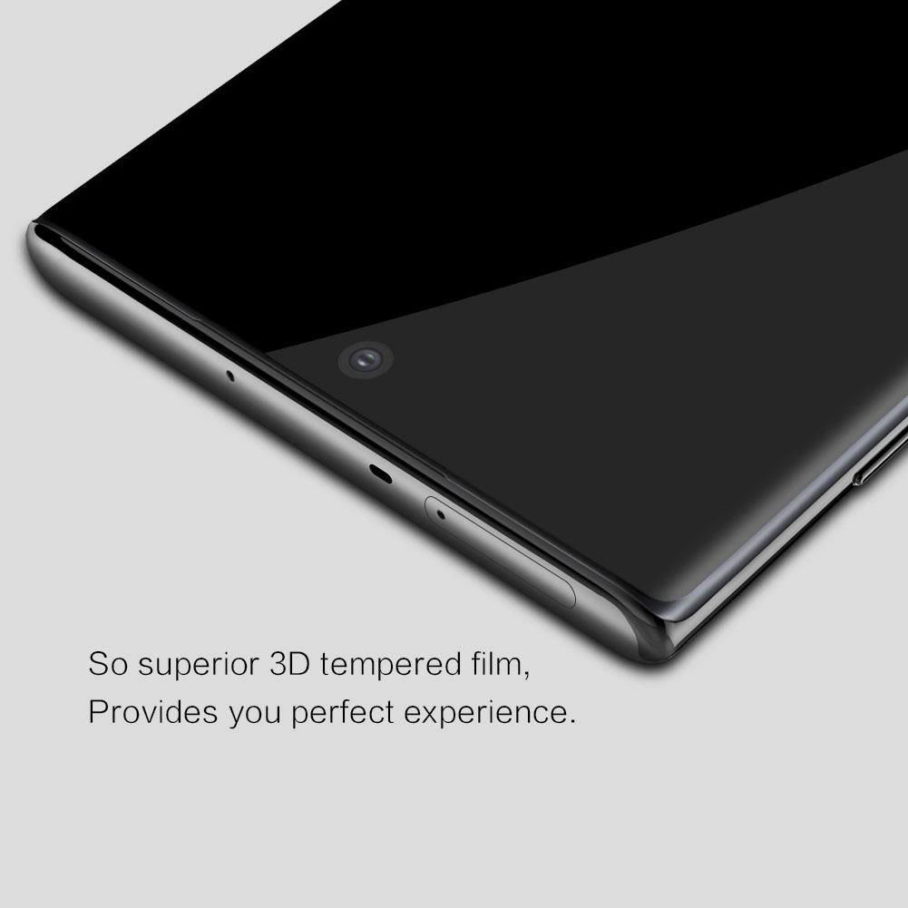 Samsung Galaxy Note 10+ screen protector