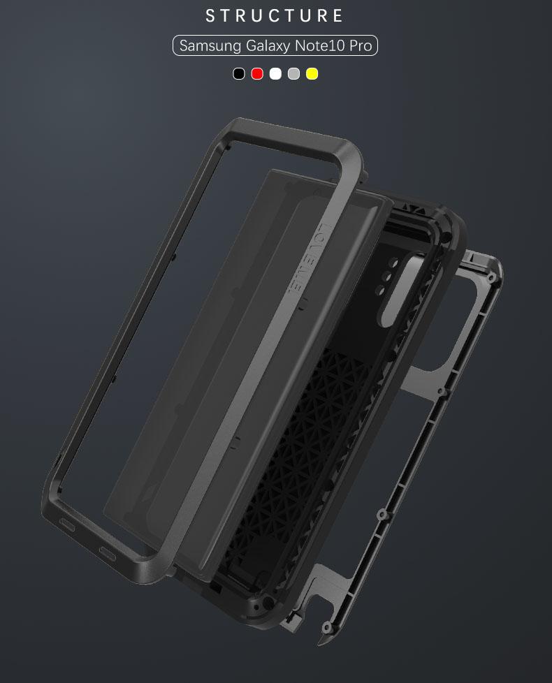 Samsung Note 10 Pro case